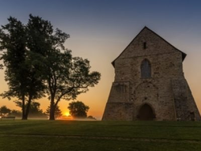 Neues im Welterbe: Analoge Lockerungen und digitale Erfahrungen im Welterbe Kloster Lorsch